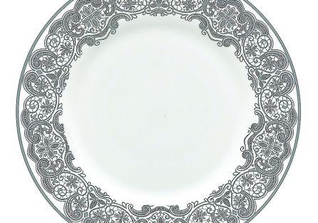 Www1.bloomingdales.com: duży talerz Waterford Lismore Lace, 127 zł.