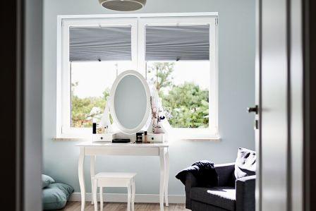 Żaluzje plisowane – dekoracje okienne dopasowane do każdego wnętrza