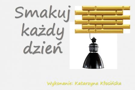 Laureatka konkursu - Katarzyna Kłosińska