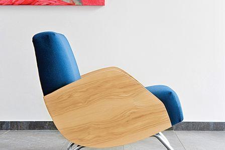 Perły polskiego designu: fotel R-360 Janusza Różańskiego