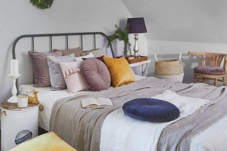 Jak wybrać kolor ścian do sypialni?