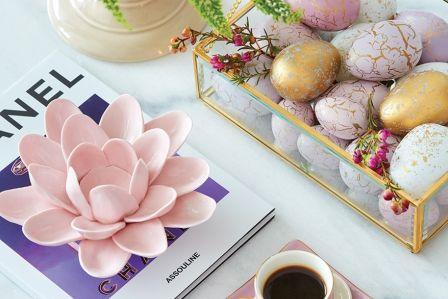Pastelowa Wielkanoc – święta w szarościach i różu