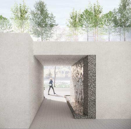 wnętrza publiczne i tereny zielone miast