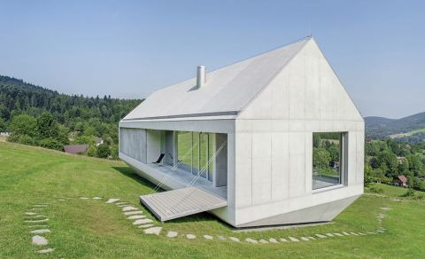 Arka Koniecznego - najlepszy dom jednorodzinny na świecie