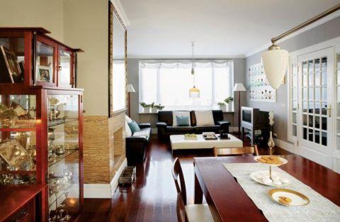 """jasny, przestrzenny salon. Willa w stylu """"modern classic"""""""