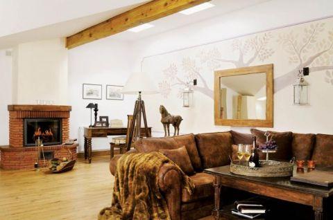 Salon w stylu angielskim. Polo i śródziemnomorskie klimaty