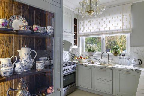 styl klasyczny kuchnia