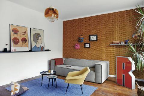 mieszkanie w kamienicy salon