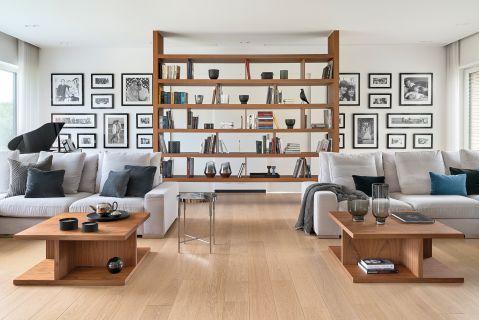 styl nowoczesny salon