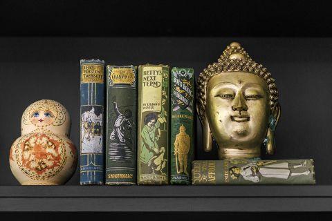 dekoracje wnętrz książki