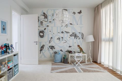 nowoczesny dom pokój tapeta