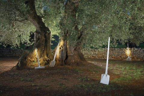 designerskie lampy ogrodowe