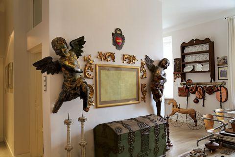 Warszawskie mieszkanie kolekcjonera