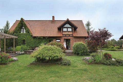 odnowiony stary dom