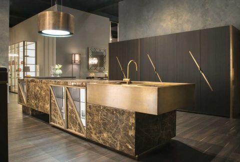 aranżacja kuchni Scic Cucine