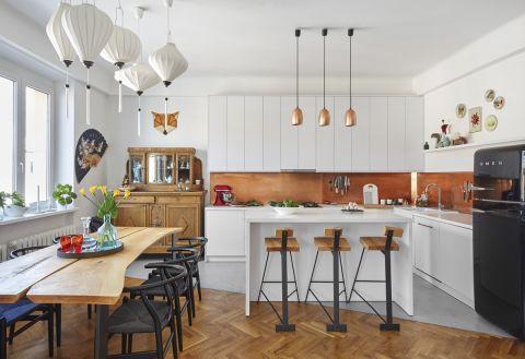 mieszkanie w kamienicy aranżacje kuchni