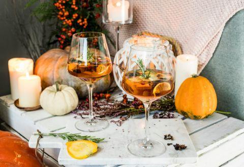 Jesienna aranżacja, Krosno Glass, krosno.com.pl