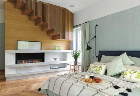 nowoczesny dom schody na górę