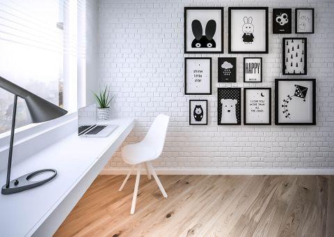 pokój dla ucznia obrazy