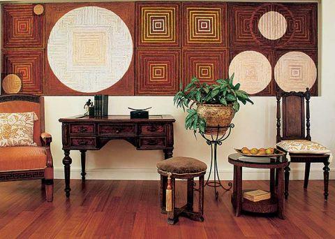 W mieszkaniu Iwony symboliczne są kolory.