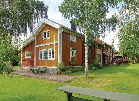 Niesamowity, awangardowy dom w Lilla Hyttnäs został stworzony dla wygody mieszkańców, a nie na pokaz.