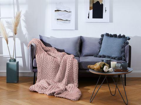 narzuta na kanapę
