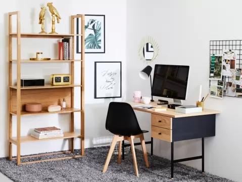 krzesła i fotele do biurka bez kółek