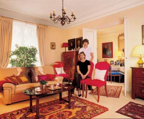 Kasia Baigts ma dwóch synów - Antoniego i Piotra. Na zdjęciu z młodszym Piotrem.