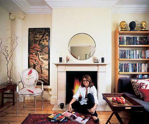 Millena Davies w salonie. Pasja łączenia