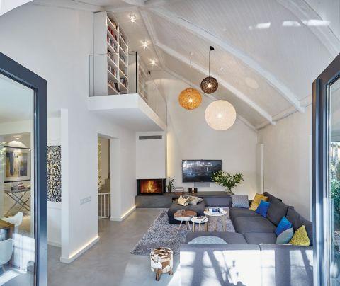 dom w stylu nowoczesnym