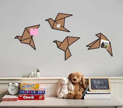 tablica korkowa do pokoju dziecięcego