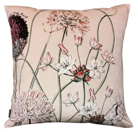 poduszka dekoracyjna różowa