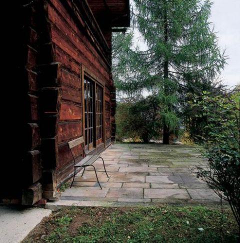 Ławeczka przed domem. Wieża Tadeusza Kantora