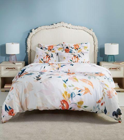 pomysł na romantyczną sypialnię