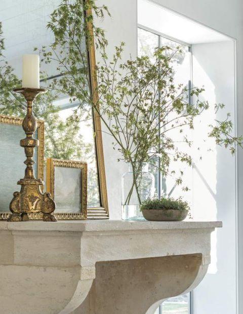 klasyczne dekoracje do salonu
