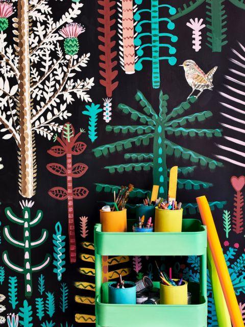 pokój dziecięcy kolory ścian