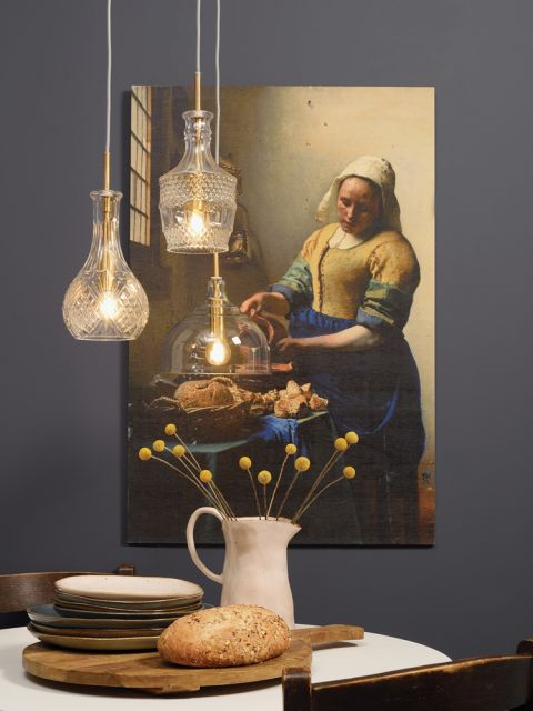 wiszące lampy do salonu