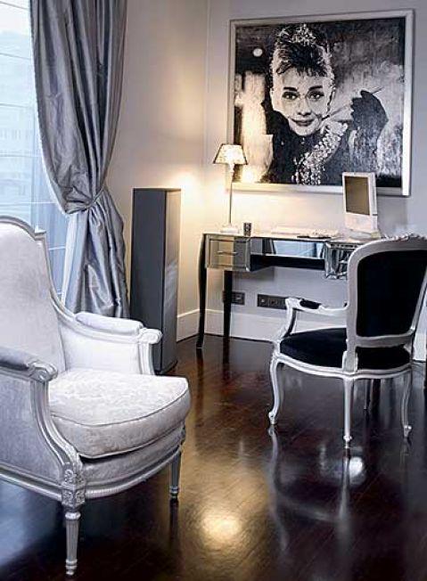 Apartament w odcieniach szarości