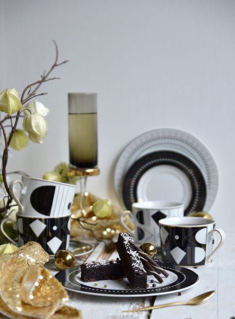 Porcelana z kolekcji Art Deco, Ćmielów, porcelana.pl
