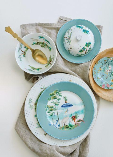 ceramika w kwiaty pipstudio