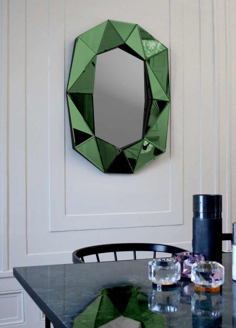 lustro kryształowe