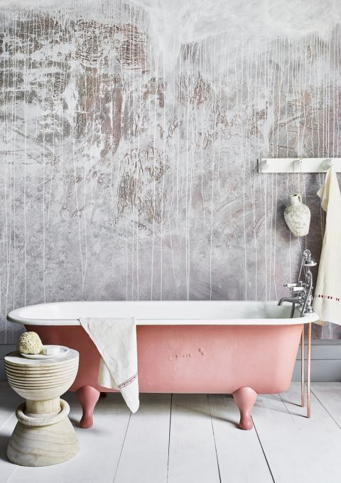 pomysły na dekoracje łazienki