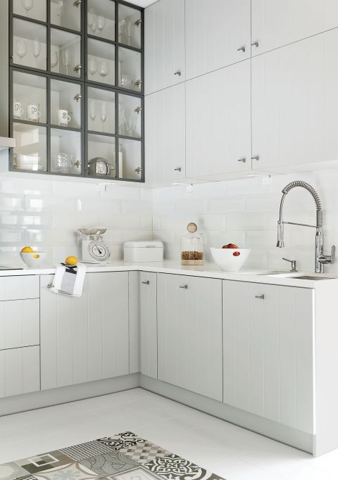 szafki do małej kuchni