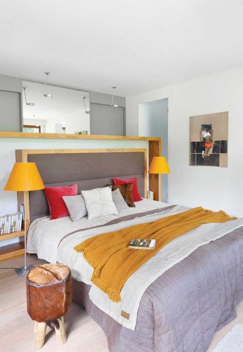 nowoczesny dom sypialnia