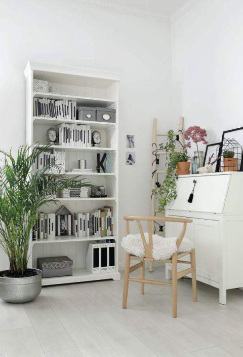 Boho i skandynawski minimalizm pod jednym dachem