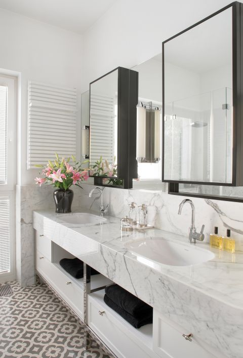 łazienka w stylu orientalnym