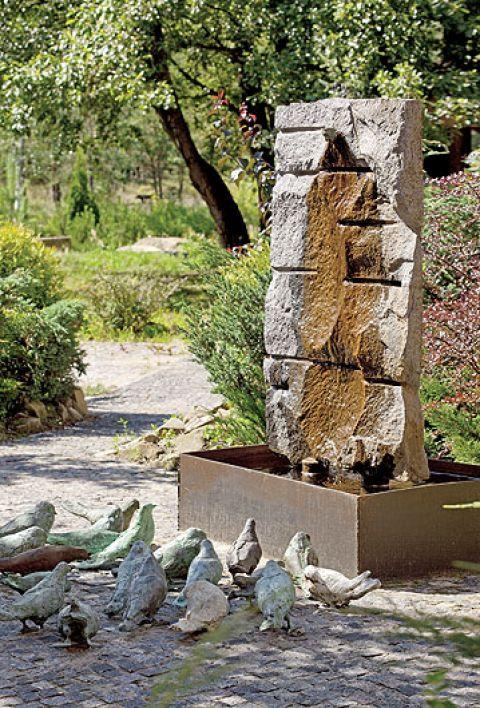 Rzeźby w plenerze
