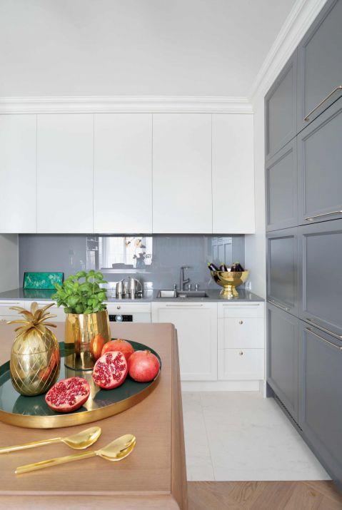 nowoczesna kuchnia szafki kuchenne