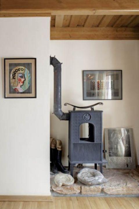 Dom w stylu wiejsko-szwedzko-francusko-angielskim – wszystko opiera się tu na pomyśle.