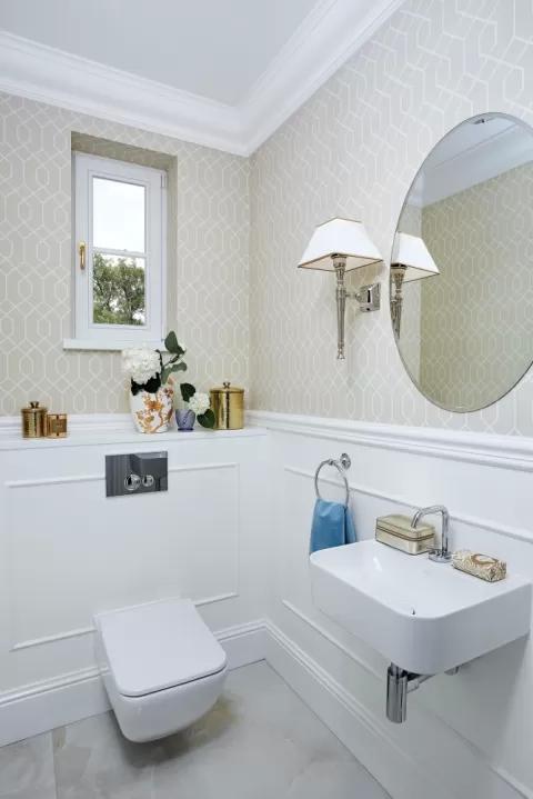 biała łazienka klasyczna